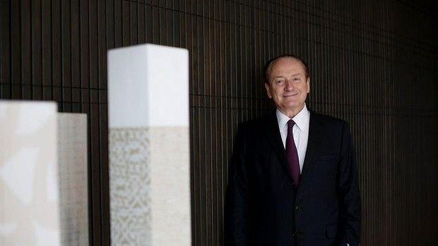 Nobel laureate Robert Merton in Sydney. Superannuation