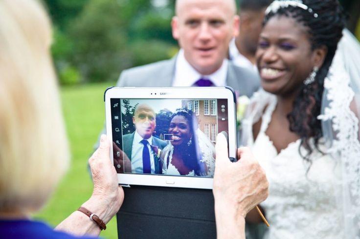 Wedding Abe & Marsha