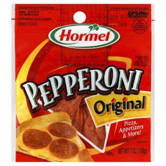 Hormel Pepperoni Pouches Just $1.65/Each At Target After Cartwheel Offer And Printable Coupon!