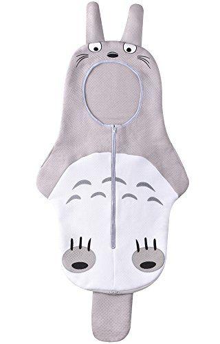 ZOEREA Unisex Newborn Baby Wearable Blanket Totoro Sleepi…