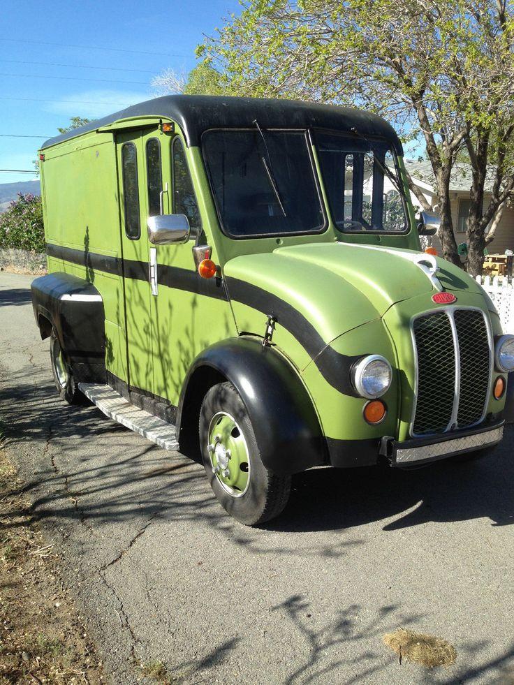 79 best Divco milk trucks images on Pinterest   Cars, Truck and Trucks