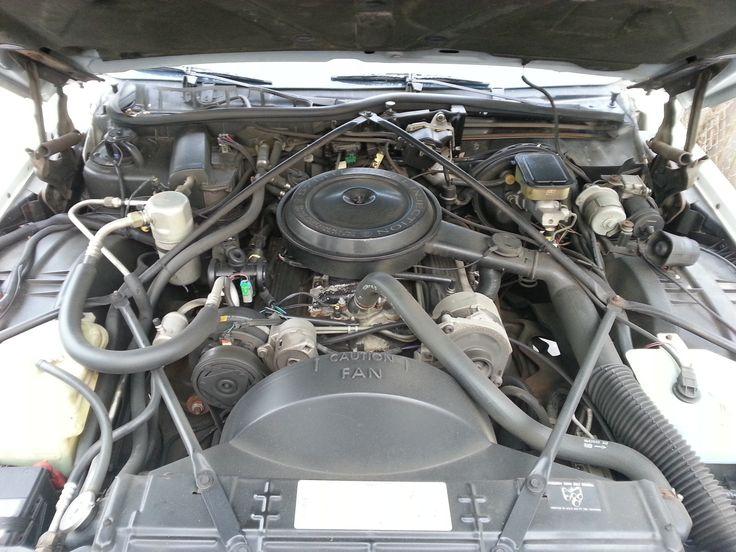 1994 Cadillac Fleetwood Used Engine Description Gas