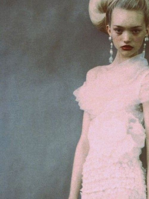 .: Paoloroversi, Paolo Roversi, Italian Vogue, Fashion Style, Vogue Italy, Italy Marching, Gemma Ward, Pink Fashion, Fashion Photography