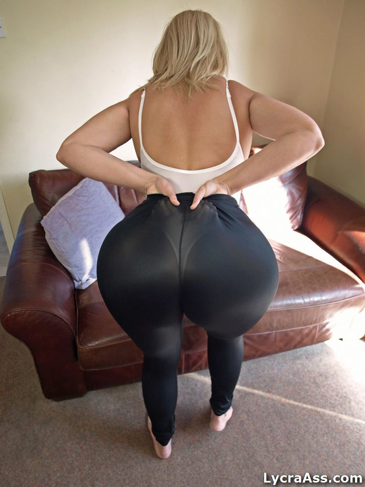 Free shainy leggings big ass photos
