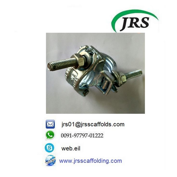 British Type Right Angle Coupler for Scaffolding Clamp
