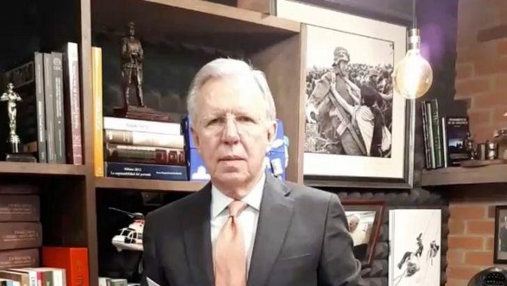 Joaquín López Doriga fue el titular del noticiero estelar de Televisa por muchos años.
