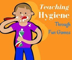I'm in love with teaching kids through games. They absorb the information so much easier and it's fun for everyone! Check out this link on teaching kid's hygiene through games!