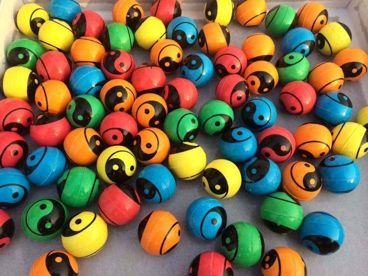 Find More Toy Balls Information about baby Toy Balls machine bouncing ball bouncing ball rubber ball Toy Sports Tai Chi gossip pattern,High Quality toy door,China toy machine board Suppliers, Cheap machine washable kitchen rug from Playful beauty department store on Aliexpress.com