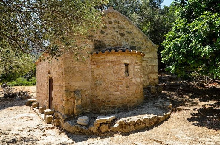 Lissos, Crete | Learn Travel Art