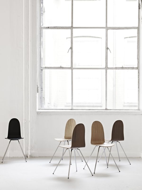 April and May| an ode to arne jacobsen