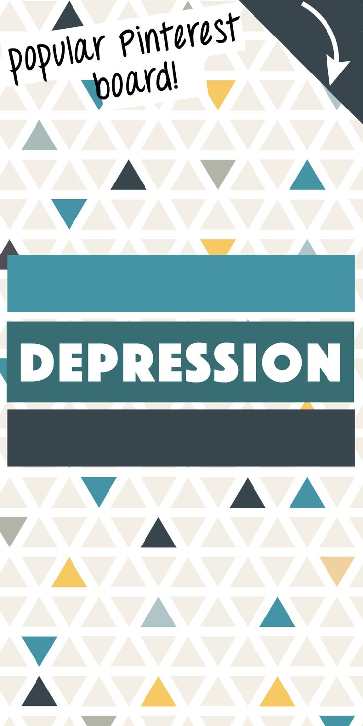 126 best Depression images on Pinterest | Anxiety relief, Anxiety ...
