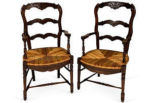 8 Best Ladder Back Chairs Images On Pinterest Ladder