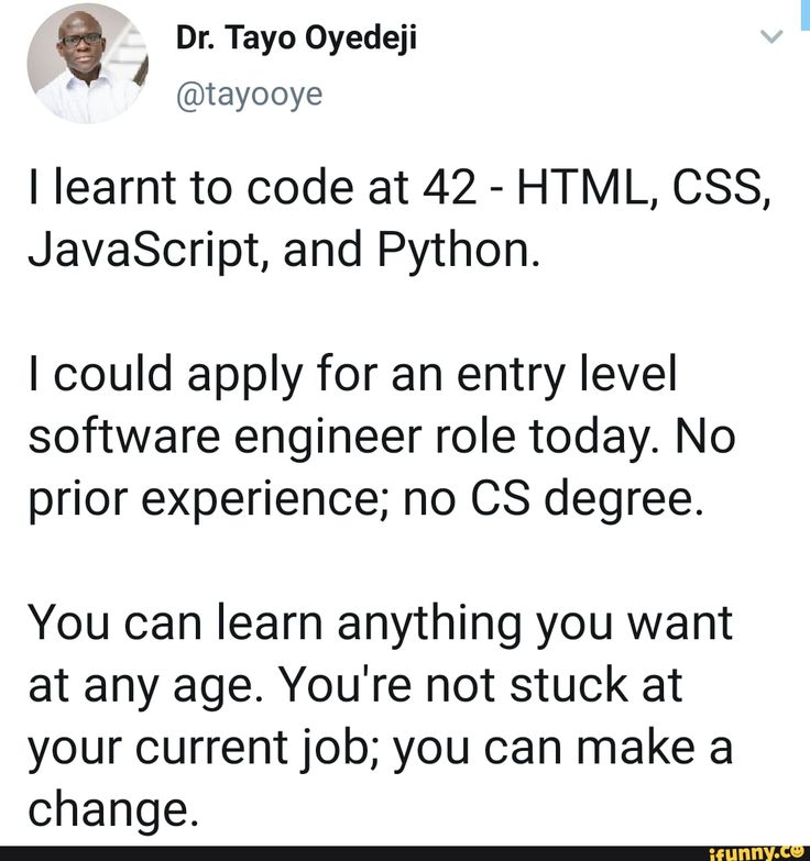 E I learnt to code at 42 HTM L, CSS, JavaScript, and