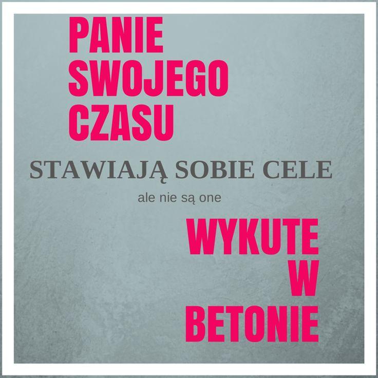 Tytuł mówi sam za siebie www.paniswojegoczasu.pl