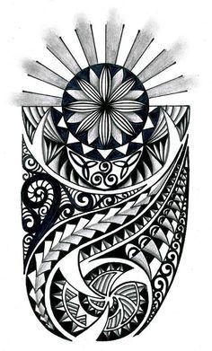 48+Coolest+Polynesian+Tattoo+Designs