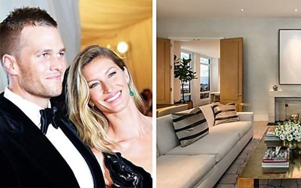 Conheça o novo apartamento de Gisele Bündchen e Tom Brady, em Manhattan