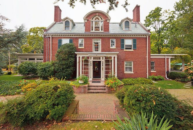 Home in historic Forest Hills Newark NJ Mansions, Forest