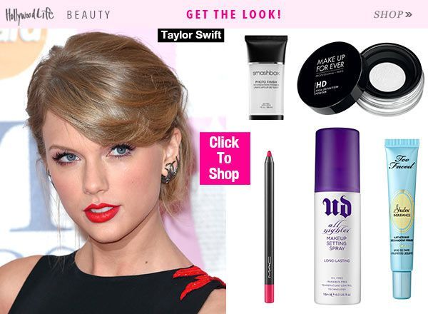 How To Get Your Makeup To Stay Put All Day Like Taylor Swift