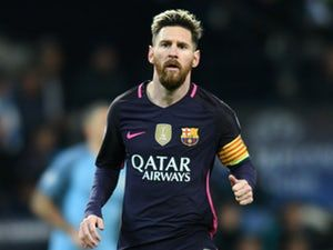 Team News: Lionel Messi on bench as Barcelona face Juventus