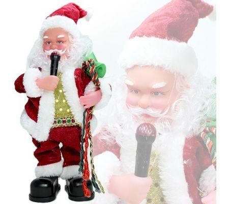 Şarkı Söyleyen Pilli Noel Baba Oyuncağı :: Burcu YAVUZ
