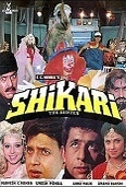 Shikari (1991) starring Mithun Chakraborty, Naseeruddin Shah and Varsha Usgaonkar    The film was directed by Latif Faiziyev and Umesh Mehra