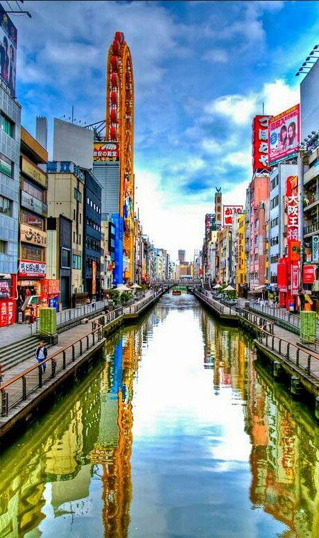 #Osaka... #Japan...!!