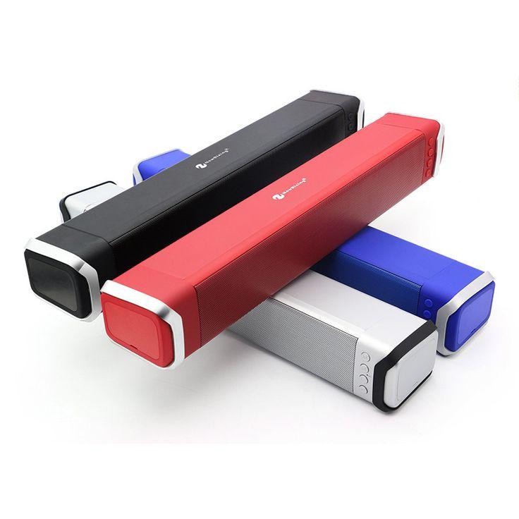 >> Click to Buy << Fashion silicone shell Bluetooth Speaker Column Home Theater Soundbar Surround Sound Wireless caixa de som portatil alto falante #Affiliate