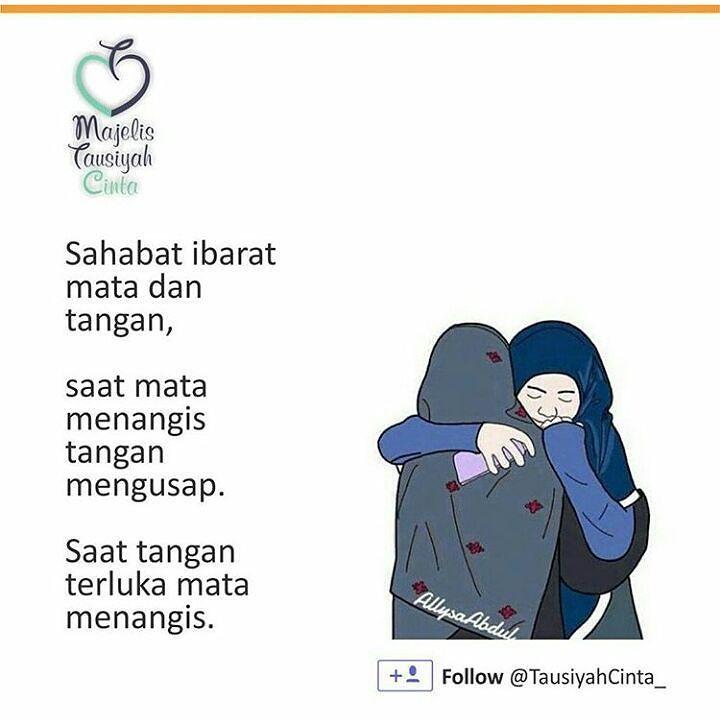 Arti Sebuah persahabatan. . . Antara Aku  Kamu dan Allah yang senantiasa menjadi tujuan utama setiap langkah kaki kita .  Follow @PesantrenYatim  Follow @PesantrenYatim  Follow @PesantrenYatim  .  Kontribusi @cintaislamselamanya . .  اللهم صل على سيدنا محمد و على آل سيدنا محمد .  Like dan Tag 5 Sahabatmu Sebagai Bentuk Dakwah Kita Hari Ini.. .  #Dakwah #Cinta #CintaDakwah #TausiyahCinta #Islam #Muslim #Muslimah #Tausiyah #Muhasabah #PrayForAllMuslim #Love #Indonesia #Quran #AlQuran…