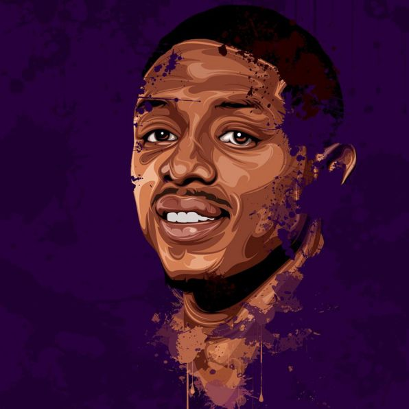 Brandon Knight 'On the Come Up' Portrait