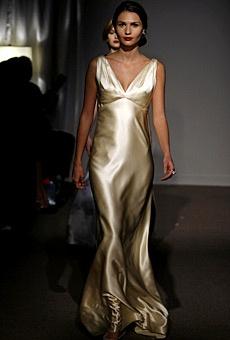 Anna Maier / Ulla-Maija Couture Dresses -  effortless glamour