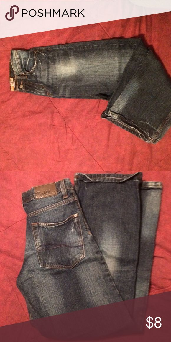 Boys Lee Dungarees Relaxed Bootcut Jeans Boys size 12 regular. New without tags. No stains, holes or fraying. Have adjustable waist. Lee Dungarees Bottoms Jeans