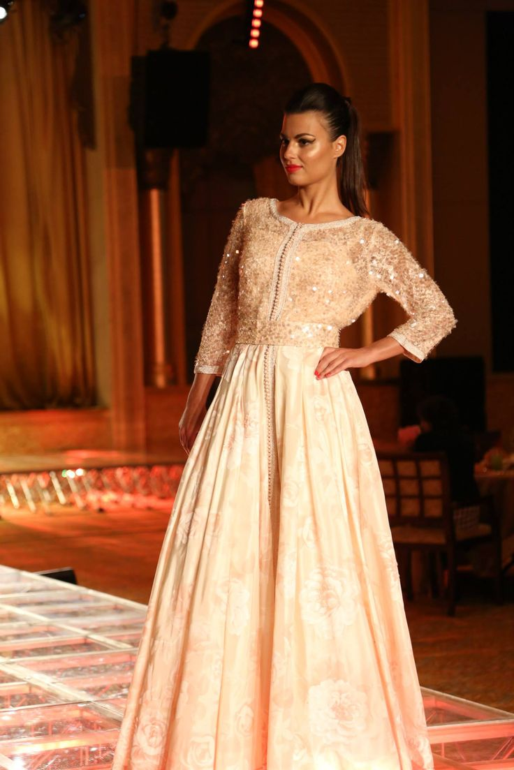 Zhor Rais #Fashion #Events #Designer #gowns #Moroccan #Style #HMEEvents #Models www.hmeevents.com