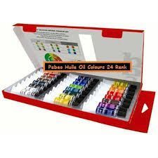 Pebeo Huile Oil Colours Studio Set 24 Renk Yağlı Boya