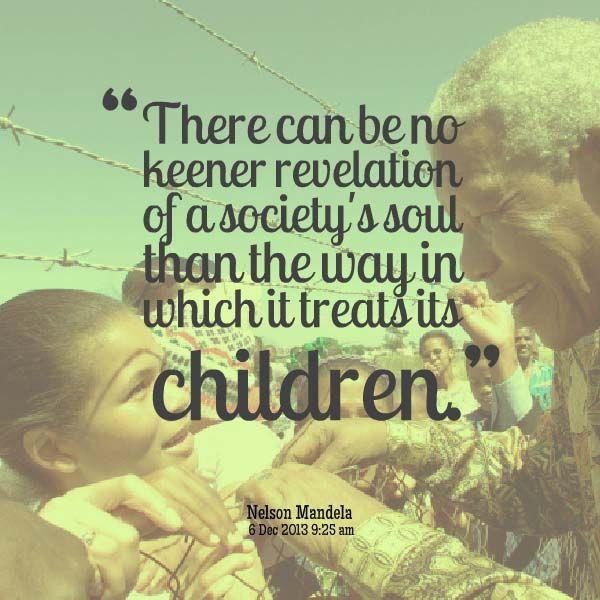 quotes children mandela quotes nelson mandela favorite quotes wish for ...