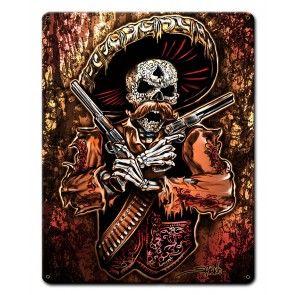 MEXICAN GUN FIGHTER