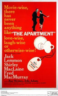 The Apartment (1960) // dir. Billy Wilder