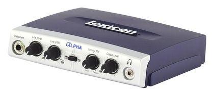 Lexicon Alpha Studio #Thomann
