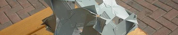 photo of an icosacardahedron