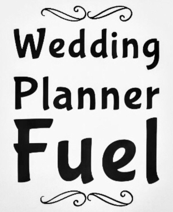 Wedding Planner Motivation Water Bottle Travel Mug Sticker Decal  | eBay