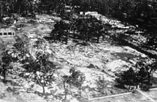 Hurricane Camille was the third and strongest tropical cyclone and second hurricane during the 1969 hurricane season. Camille remains the only confirmed Atlantic hurricane in recorded history to make landfall with wind speeds at or above 190 mph. The actual windspeed of Hurricane Camille will never be known, however, as it destroyed all of the wind recording instruments upon making landfall. In total, Camille killed 259 people and caused $1.42 billion (1969 USD)  in damages.