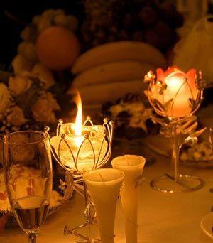 allpix.com / Праздничный Ужин при Свечах