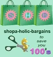 https://www.facebook.com/shopa.holic.bargains  Bargains Galore can be found at Shopa-holic-bargains, outlet store in Dubbo, NSW. Pop in and see Karen and find some real treasures. Stamps can also be collected on their Stamp Me loyalty program to earn vouchers to buy even more treasure! - what a great deal.