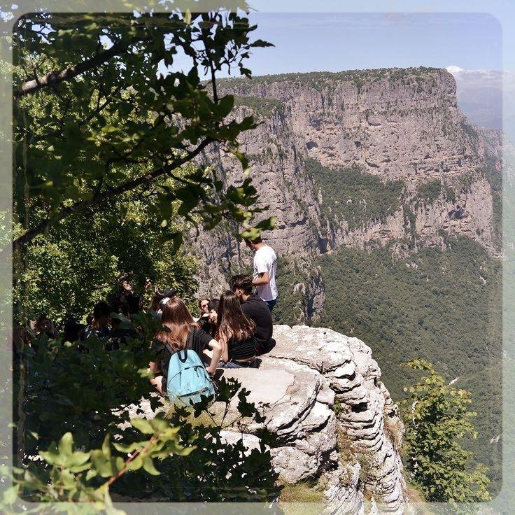 Beloi - Vikos gorge #zagori