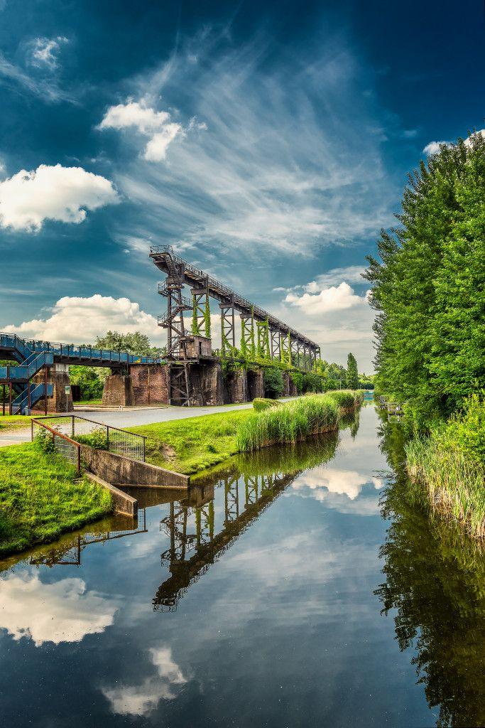 Zurück zur Natur - Im Landschaftspark Duisburg-Nord