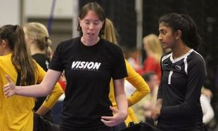 Stanford grad Lichtman helps Vision volleyball to success | News | Palo Alto Online |