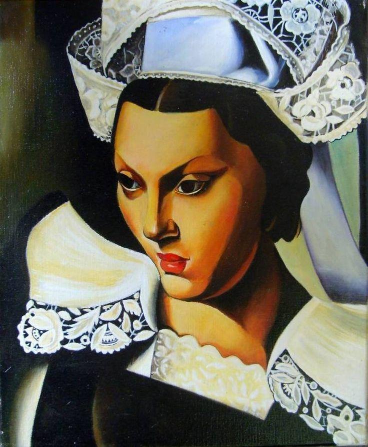 Тамара де Лемпицка - дама эпохи Ар-деко... Тамара, Мария, Лемпицка, художницы, живописи, жизни, Бугатти, Лемпицкого, Гурвич, Лемпицкой, замуж, вышла, немножко, Польше, картины, потом, Кизетта, Салон, после, снова