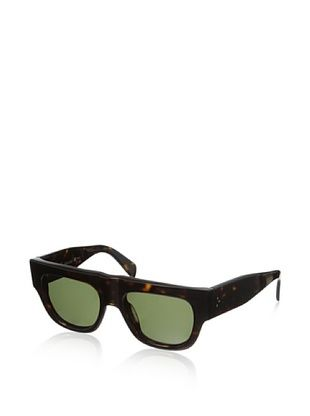 69% OFF Celine Women's CL41037 Sunglasses, Dark Havana