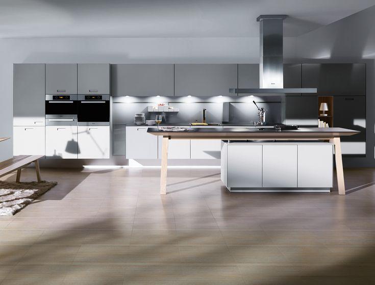 schüller next125 - NX 902 Glass matt stone grey