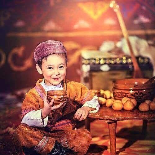 Güzel bir gün Geçirmenizi dileriz. #KazakTürkBalası