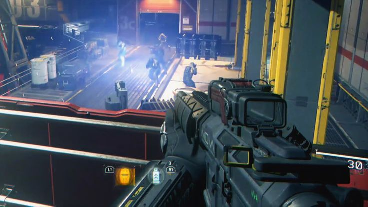 How Call of Duty: Infinite Warfare Handles the Lack of Sound in Space